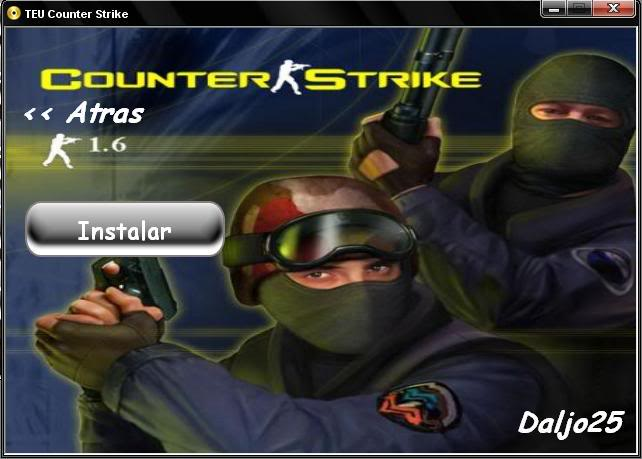 Counter Strike 1.5 - 1.6 - Condition Zero y Source [4 en 1] Cs16