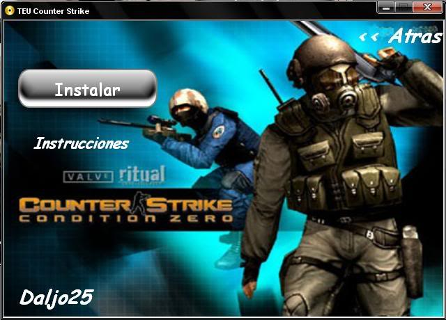 Counter Strike 1.5 - 1.6 - Condition Zero y Source [4 en 1] Cscz