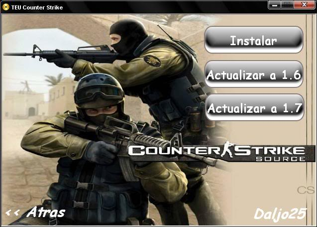 Counter Strike 1.5 - 1.6 - Condition Zero y Source [4 en 1] Css