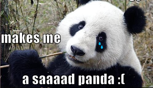 Champions Online makes me a sad panda... SadPanda