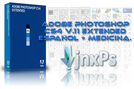 Adobe Photoshop CS4 v11.0 Extended Final Multilenguaje 1-15