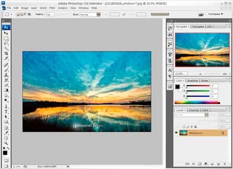 Adobe Photoshop CS4 v11.0 Extended Final Multilenguaje 2-14