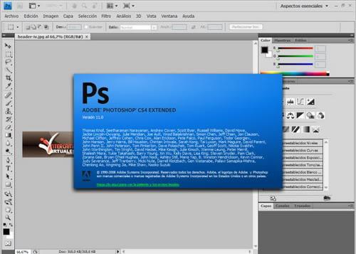 Adobe Photoshop CS4 v11.0 Extended Final Multilenguaje 3-13