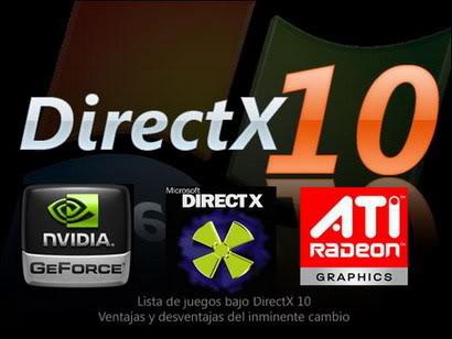 DirectX 10 para WinXP en español [Octubre2008] Pic