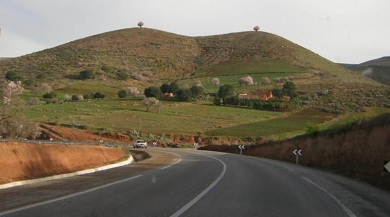 اقليم الناظور بالمغرب  Jar-nador-raskebdana