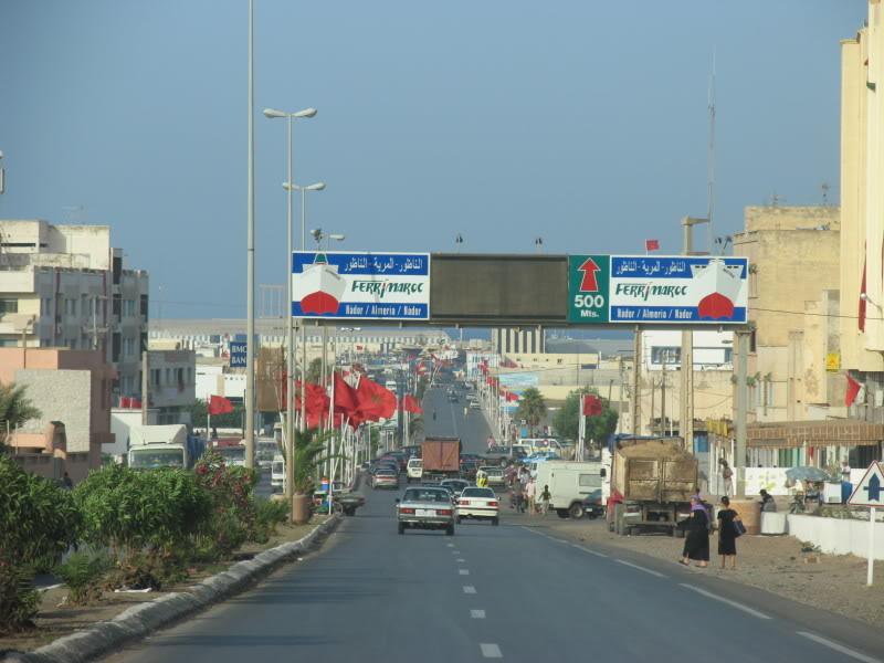 صور من إقليم الناظور في منطقة الريف شمال المغرب Benienzar4