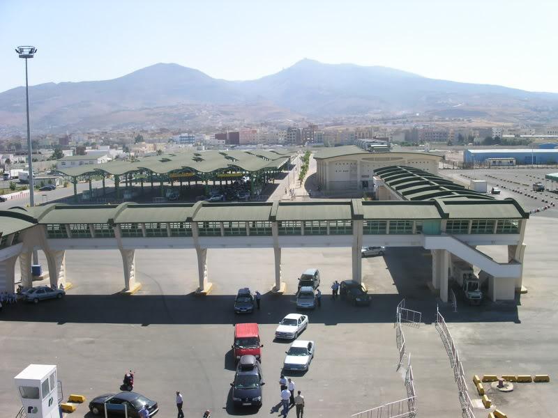 صور من إقليم الناظور في منطقة الريف شمال المغرب Bniensar-port