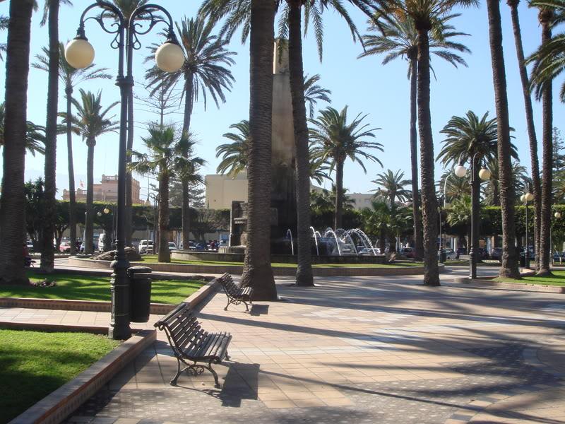 صور من إقليم الناظور في منطقة الريف شمال المغرب Plaza-de-espana