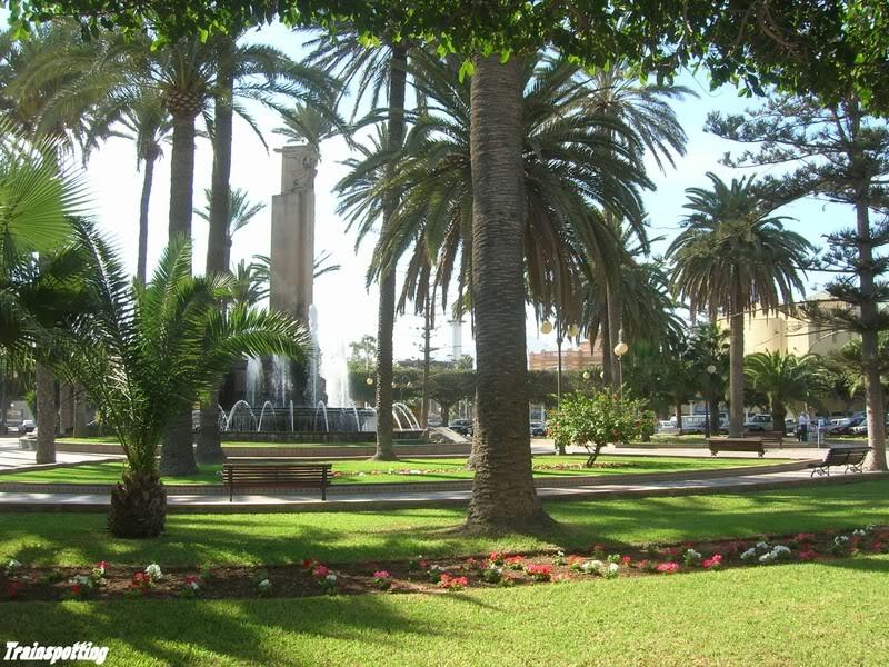 صور من إقليم الناظور في منطقة الريف شمال المغرب Plaza-espana