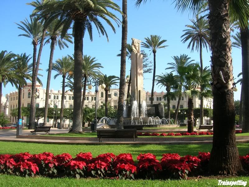 صور من إقليم الناظور في منطقة الريف شمال المغرب Plaza-espana2
