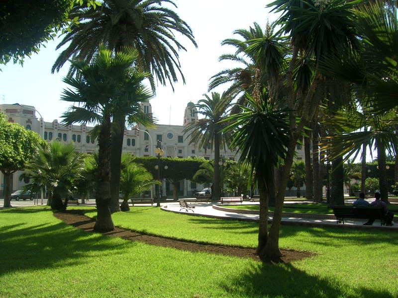 صور من إقليم الناظور في منطقة الريف شمال المغرب Plaza-espana3