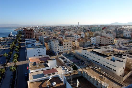 صور من إقليم الناظور في منطقة الريف شمال المغرب Nadoraujour01