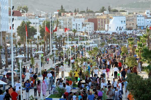 صور من إقليم الناظور في منطقة الريف شمال المغرب Tarikchaminador7