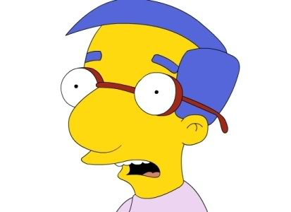 PARECIDOS RAZONABLES Milhouse