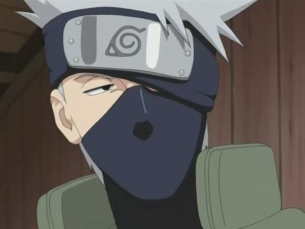 Naruto vs Kakashi vs Yondaime vs Majin Buu Kakashi14