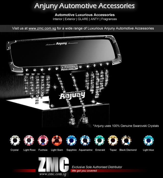ZMC -THINKWARE/PARROT/EASYCAR/SPY/DOD Anjuny