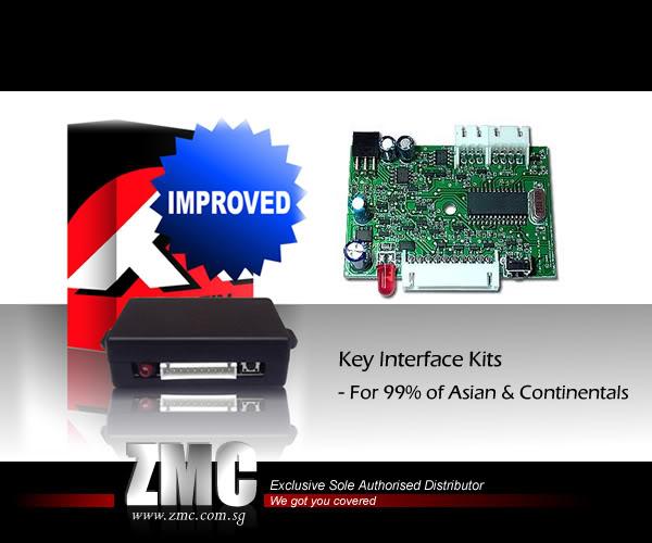 ZMC -THINKWARE/PARROT/EASYCAR/SPY/DOD KeyInterfaceKits
