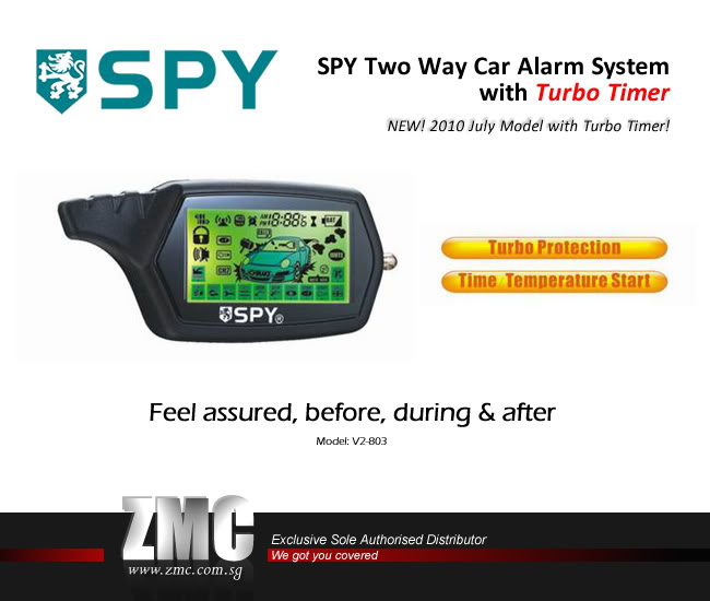 ZMC -THINKWARE/PARROT/EASYCAR/SPY/DOD - Page 2 V2803