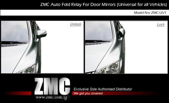 ZMC -THINKWARE/PARROT/EASYCAR/SPY/DOD Autofoldmodule-1