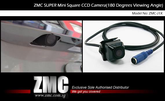 ZMC -THINKWARE/PARROT/EASYCAR/SPY/DOD Reversecamera-1