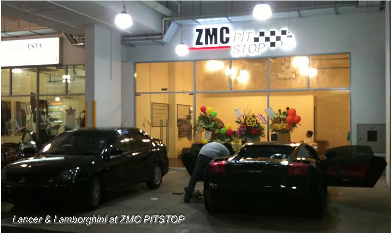 ZMC -THINKWARE/PARROT/EASYCAR/SPY/DOD Shopfront