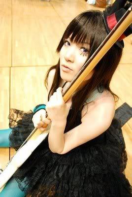 Mio Cosplay MioAkiyama2
