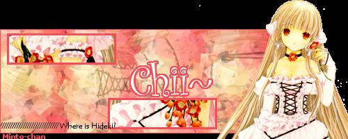 .: Minto-chan no Sekai :. Sain-chi