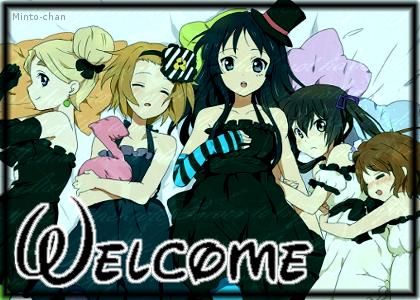 ~ Minto-chan no Sekai ~ Welcome