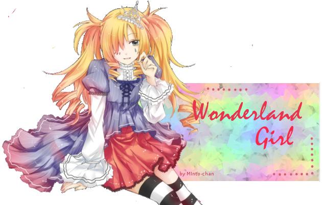 ~ Minto-chan no Sekai ~ Wonderland-sain