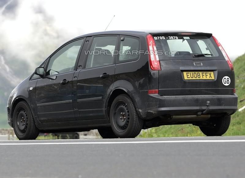 2010 - [Ford] C-Max 9080710008Mini4L