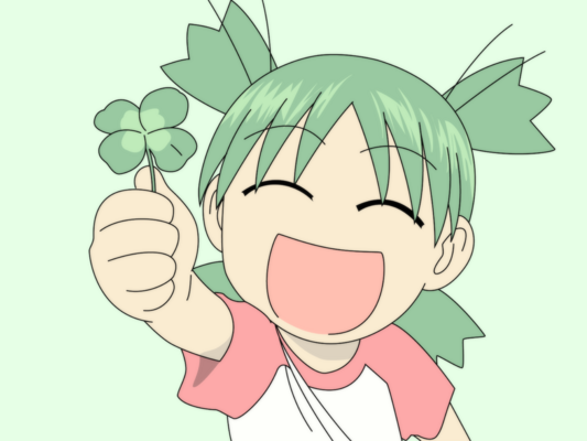 TOP 10 : Personnages féminins Yotsuba_4clover-gr