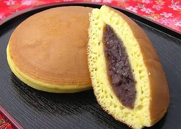 Dorayaki (どら焼き) Dorayaki