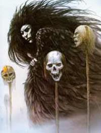 Le dee irlandesi della guerra - MORRIGAN Lamorrigan