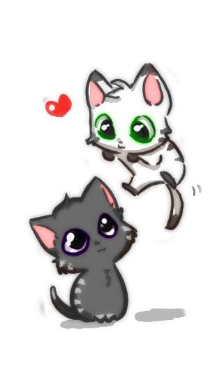 قطط انمي  Nekoneko