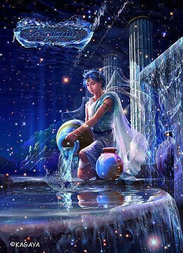 Horoscopo......Acuario 21-Enero a 19-Feb Acuario