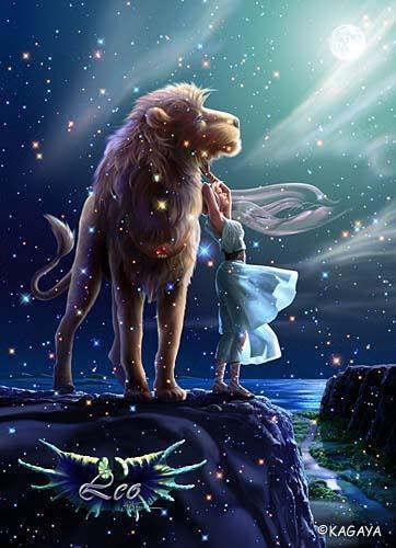 Horoscopos;Leo 23-Julio a 23-Agost Leo