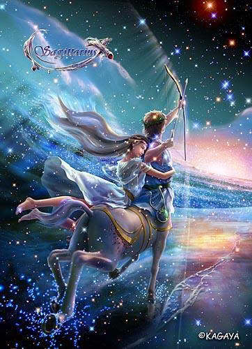 Horoscopo...Sagitario 23-Noviembre a 22-Diciembre Sagitario
