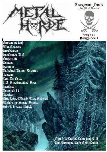 Metal Horde Zine - Nº 14 na rua a partir de 1 de Março - Página 2 Flyer