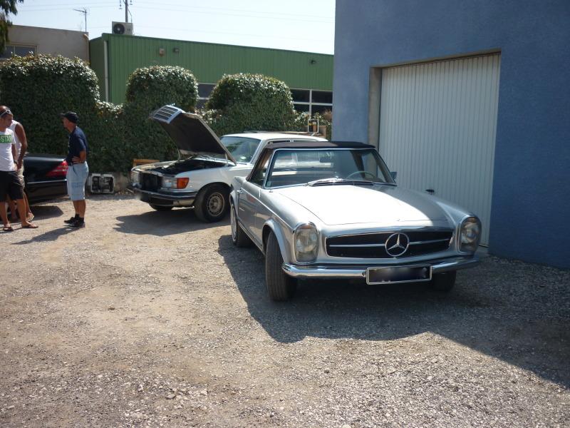 Mercedes 190 1.8 BVA, mon nouveau dailly - Page 10 P1010223