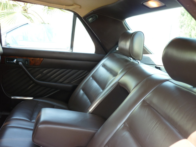 Mercedes 190 1.8 BVA, mon nouveau dailly - Page 10 P1010226