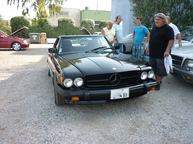 Mercedes 190 1.8 BVA, mon nouveau dailly - Page 10 P1010227