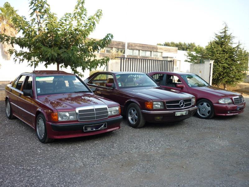 Mercedes 190 1.8 BVA, mon nouveau dailly - Page 10 P1010233