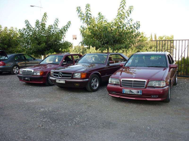 Mercedes 190 1.8 BVA, mon nouveau dailly - Page 10 P1010234
