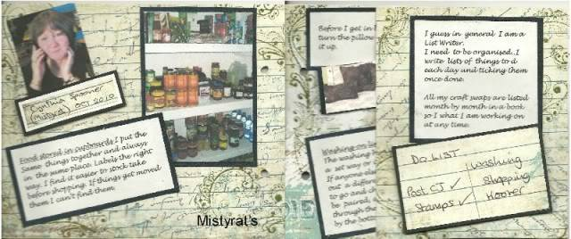 Quirks, habits and foibles; Karelyn's MistyratsStandarde-mailview