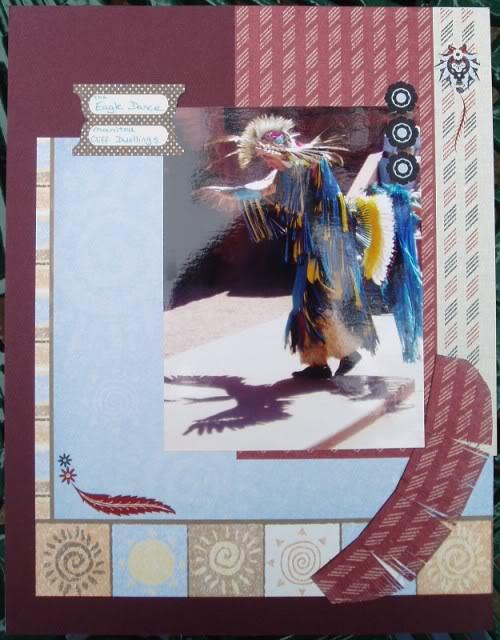 Some I made earlier Eagledance