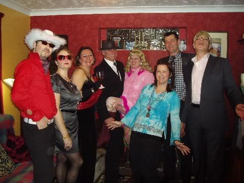 The Champagne Murders (party) GroupMediumWebview