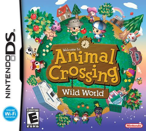 Animal Crossing: Wild World [EUR] AnimalCrossingWildWorld