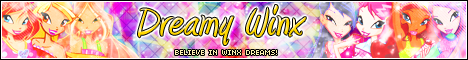 Pichi pichi pitch New Adventures DreamyWinxBannerSign