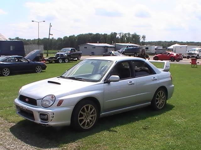 Member's Subarus! 080