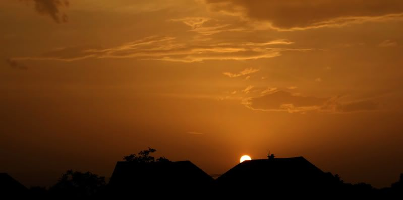 Sunset... SUNSET